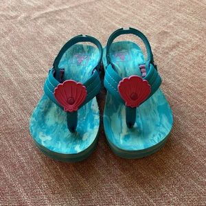 Reef Toddler Flip Flops